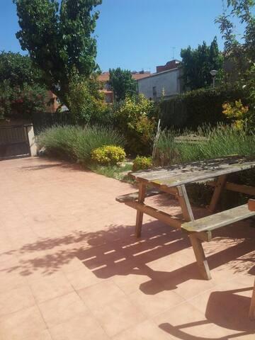 Hab. doble junto al mar y museoDali - Sant Pere Pescador - Huis