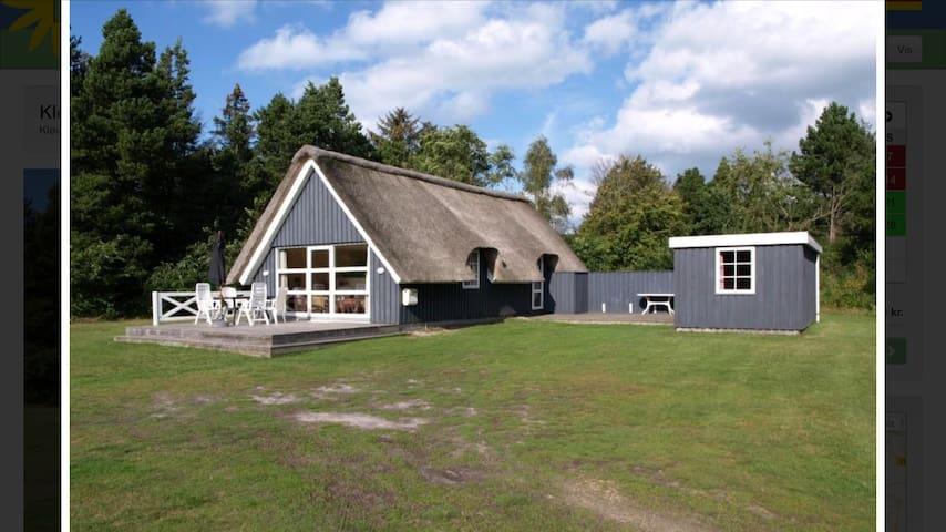 Sommerhouse in a beautiful spot - Henne - Ev