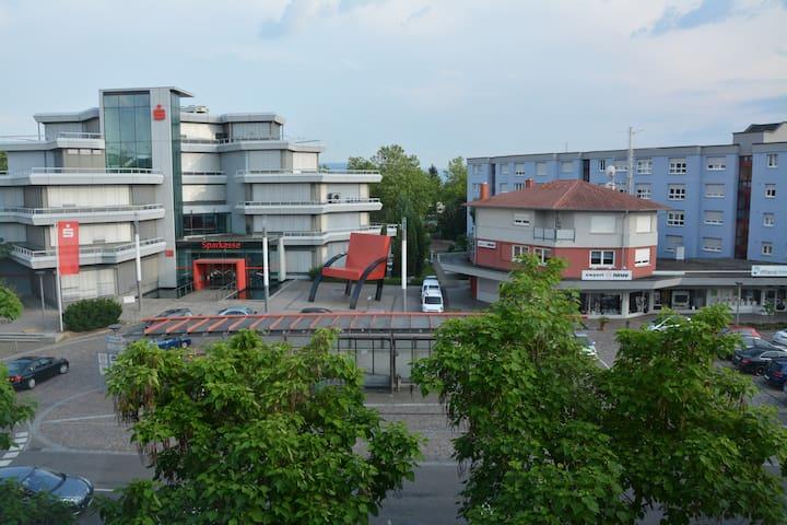 Apartment in border triangl (Basel) - Weil am Rhein