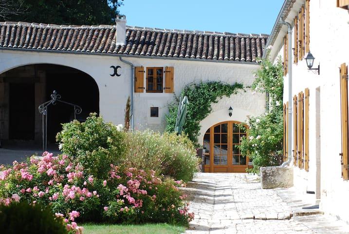 Le Phaéton - Cottage nearby Cognac distilleries - Saint-Preuil