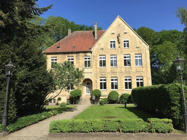 """Ferienwohnung im """"Alten Pfarrhaus"""" - Nottuln-Appelhülsen - Apartamento"""