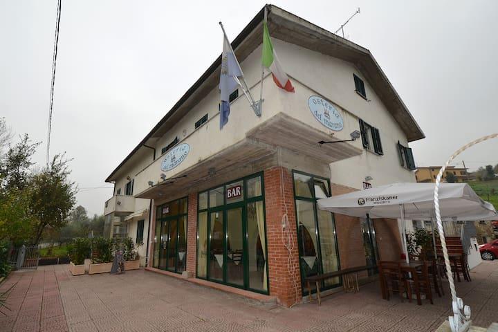 Locanda Osteria del Marano - San Marino - Huoneisto