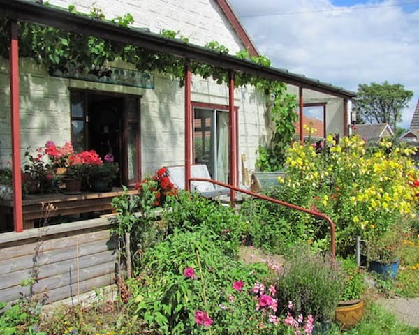 Eco-house in Clacton by the sea - Clacton-on-Sea - Bed & Breakfast