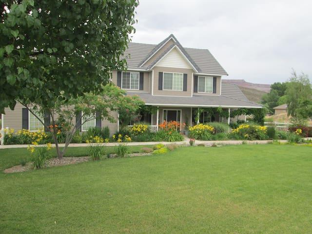 Farm Estate Between Zion/St. George - Toquerville