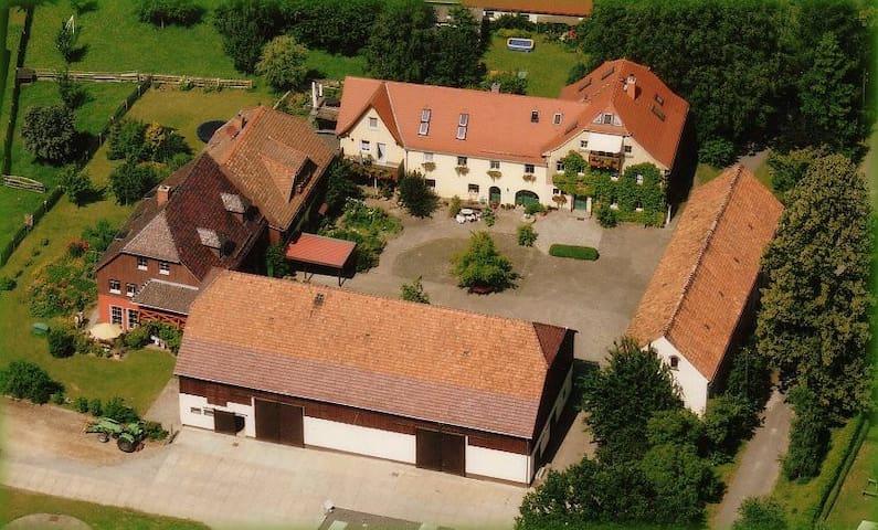 Littehof Landurlaub - peaceful country retreat (3) - Löbau - Appartement