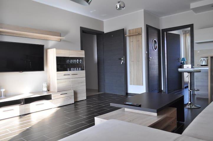 Apartament typu studio - Wladyslawowo - Villa