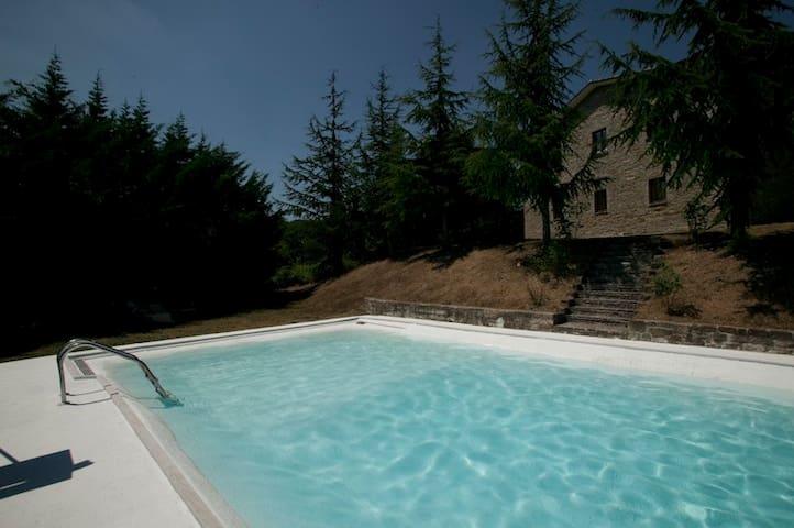 Country Flower House 30 posti - Apecchio - Villa