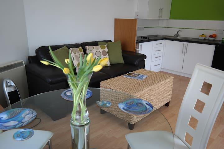 Garden Apartment annexe - Dartmouth