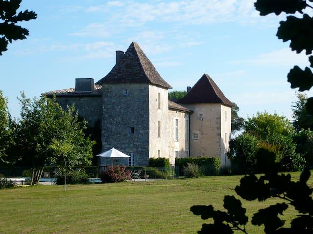 Manoir de Puymangou, Périgord, Aquitaine, France - Puymangou