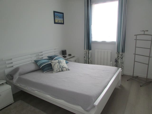 Chambre privée avec salle de bain - Bruz - Casa