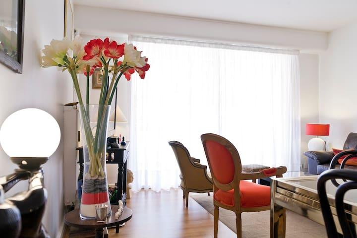 chambre privé centre - Brive-la-Gaillarde - Leilighet