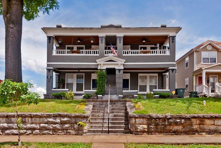 Southside Gem, 1 Bedroom, Sleeps 4 - Chattanooga - Appartement