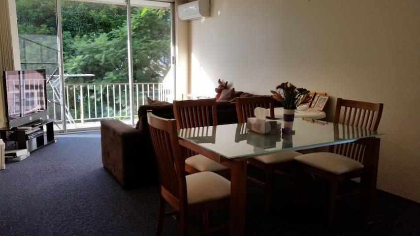 Room for rent - Kelvin Grove - Apartemen