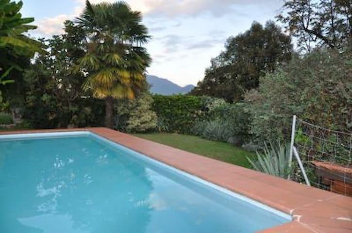 APPARTAMENTO SENZA PENSIERI - Neggio - Appartement
