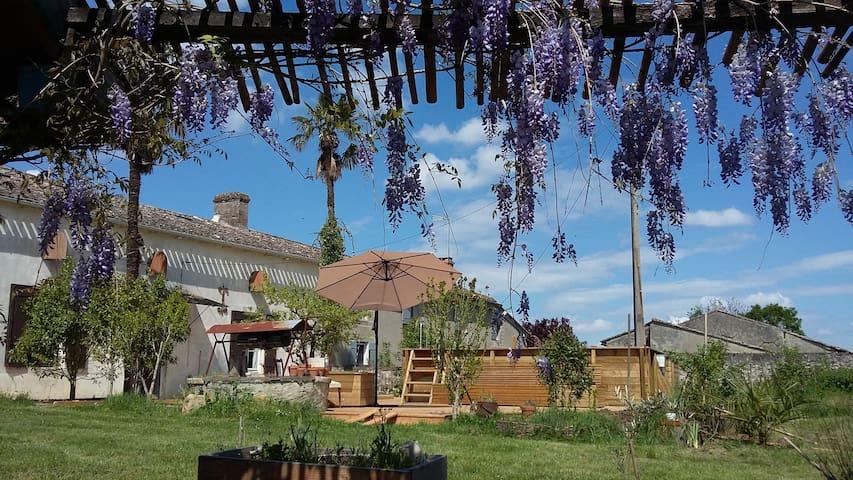 maison de vacances - Sainte-Gemme