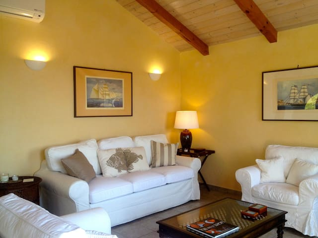 Luxurious and refined apartment - Eleftheres - Apartamento
