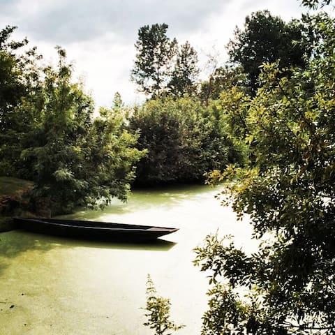 Bienvenue dans le Marais Poitevin - Velluire - Casa