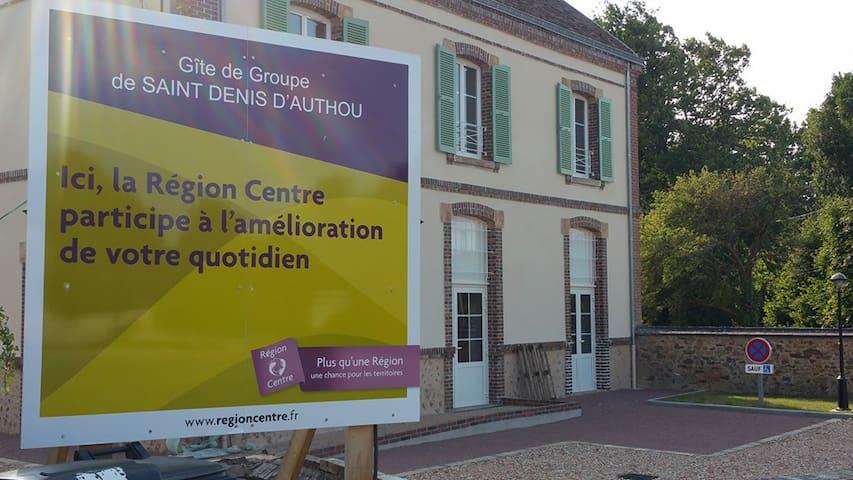 (URL HIDDEN) gite des tilleuls - Saint-Denis-d'Authou - Ev