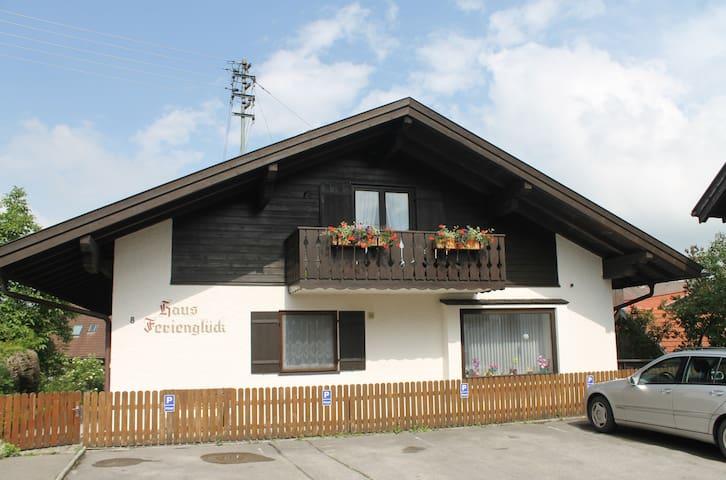 Haus Ferienglück - Bad Kohlgrub - Appartement