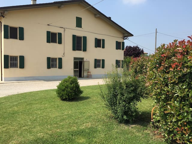 Country house near Ferrara - Sant'Agostino - Haus
