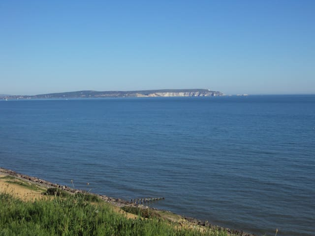 Detached house 1 min from cliff top - New Milton - Hus
