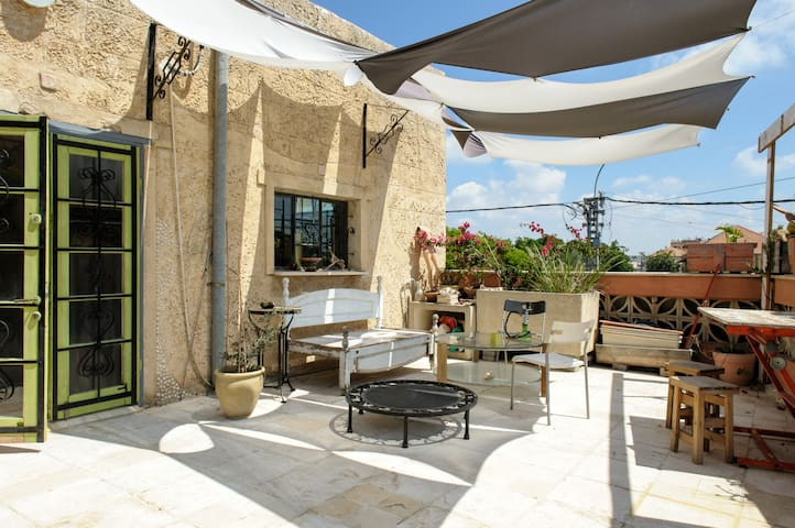 Artist RoofTop mini loft - Tel Aviv-Yafo - Loft