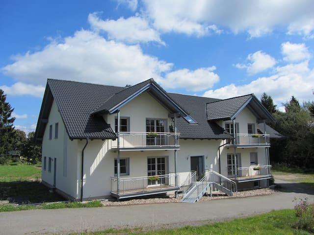 """Ferienwohnung """"Am Alten Forsthaus"""" - Judenbach - Lägenhet"""