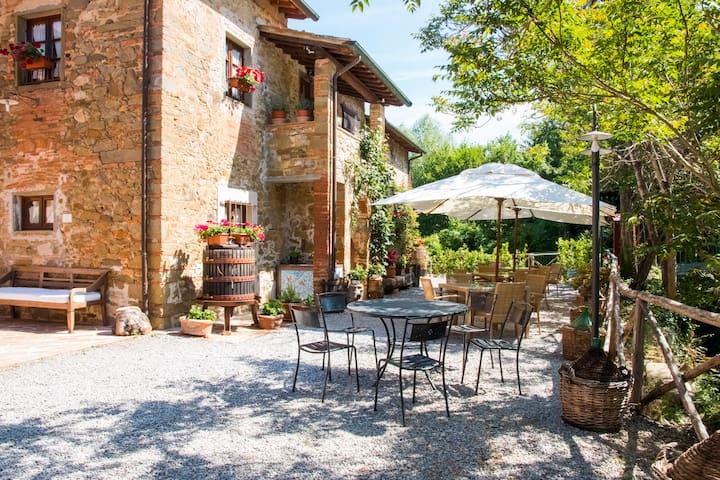 Casa Viola Tuscan Farmhouse wifi - Bucine (AR)