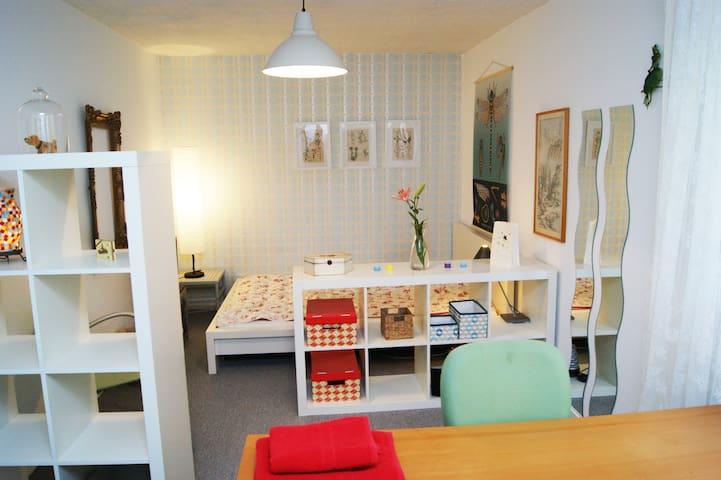 Gemütliches Zimmer plus K. & B. - Werther - Lägenhet