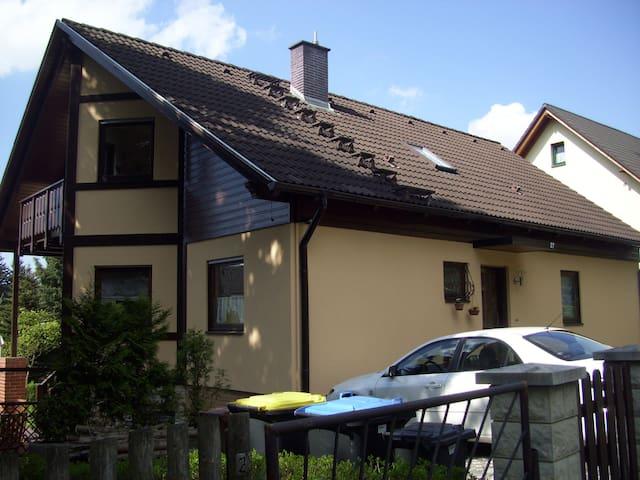 Ferienwohnung-Braeuer - Chemnitz - Lägenhet
