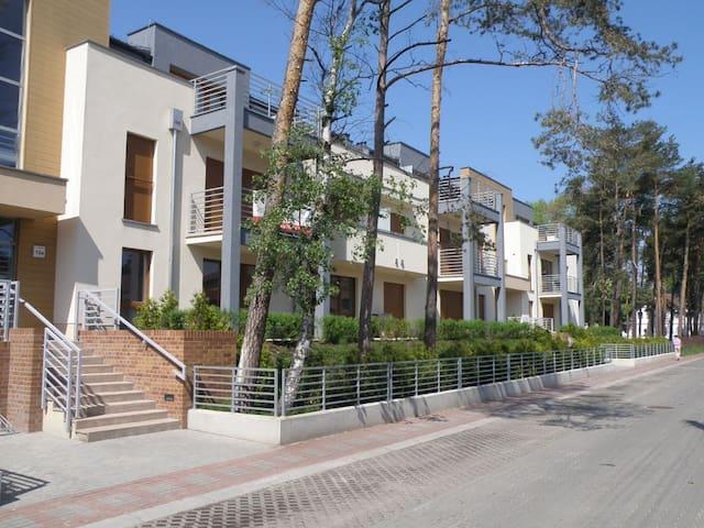 2 bedroom apartment for 4 pax - Międzywodzie - Lägenhet