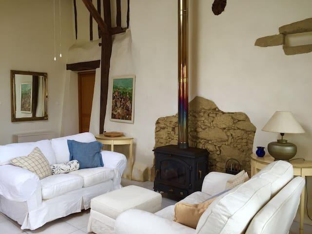 Luxury Barn Conversion - Escanecrabe - Квартира