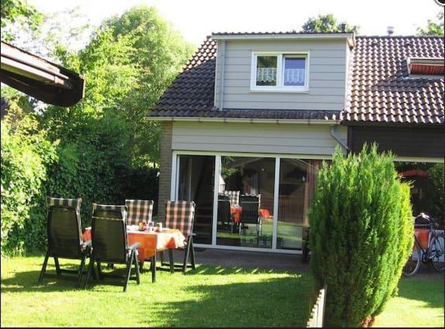 Gorgeous and modern house near lake - Bruinisse - Apartemen