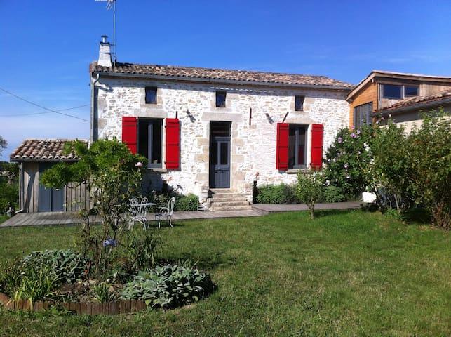 """écogite """"les glycines"""" - Saint-Sève - Casa"""