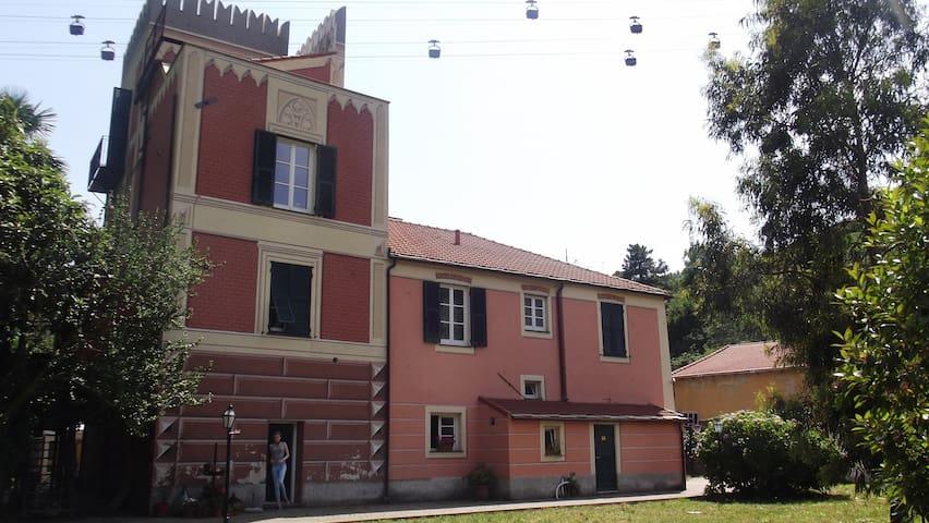 Appartamento Torre/ gruppi - Savona - Villa