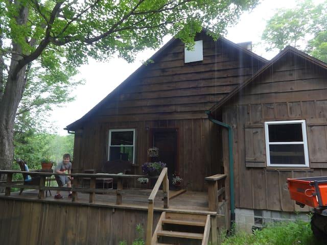 Cabin at Maple Ridge - North Java