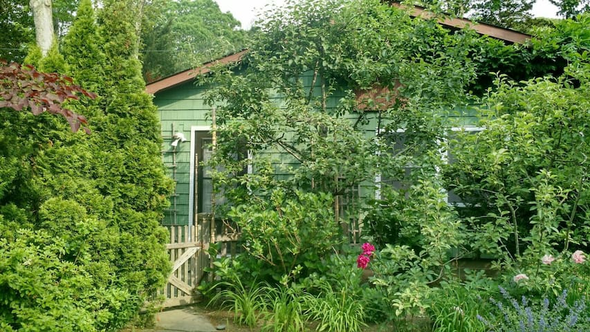 Cozy Cottage, 10mn from private beach, pool - East Hampton - Annat