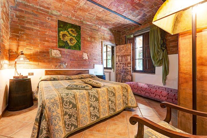 Sweet Alcantara in Montepulciano - Montepulciano - Lägenhet