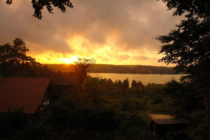 Naturparadies mit Seeblick - Herrsching - Talo