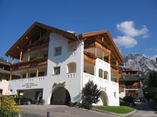 Ciasa Mascotte Dolomites - San Vigilio - Maison