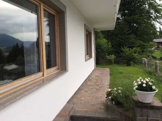 Friendly apartment - wonderful view over Wörgl - Wörgl - Leilighet