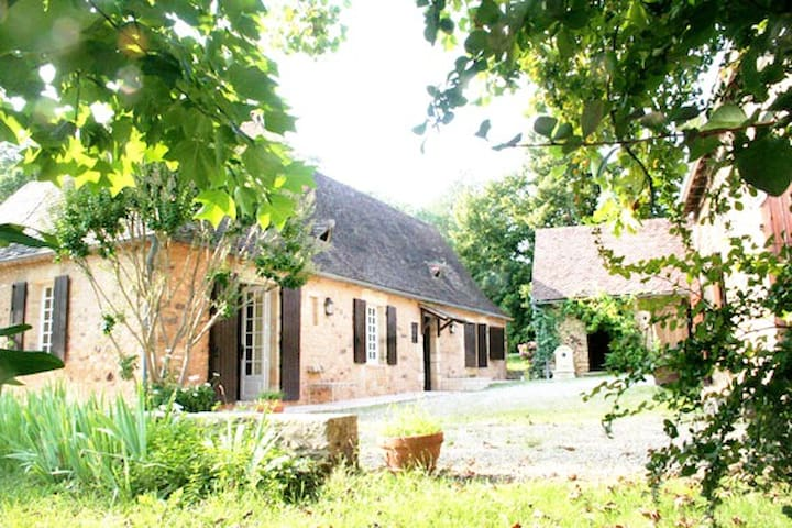 Private typical house in Perigord ! - Saint-Avit-de-Vialard - Rumah