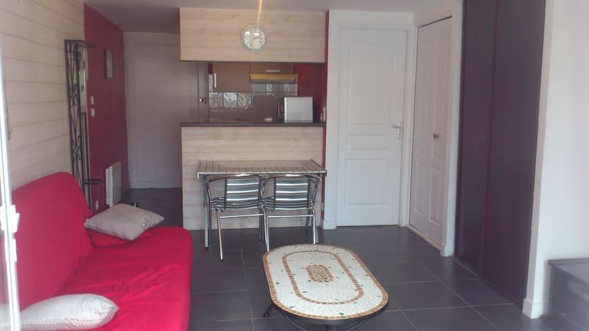Charmant Appartement Châtel - Châtelaillon-Plage - Apartamento