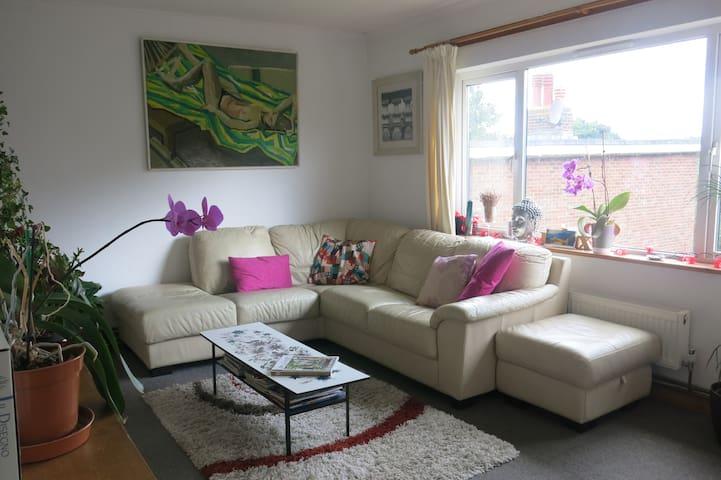 Riverside flat in Rochester Kent - Rochester - Departamento