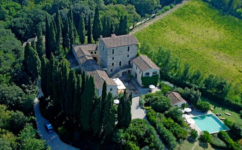 Castello di Orgiale Charme Residenz - Castelnuovo Berardenga - Departamento