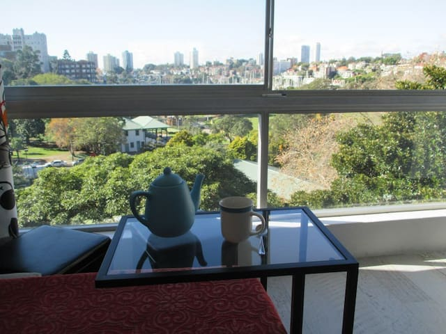Sydney Studio Aquarius + parking - Roslyn Gardens - Huoneisto