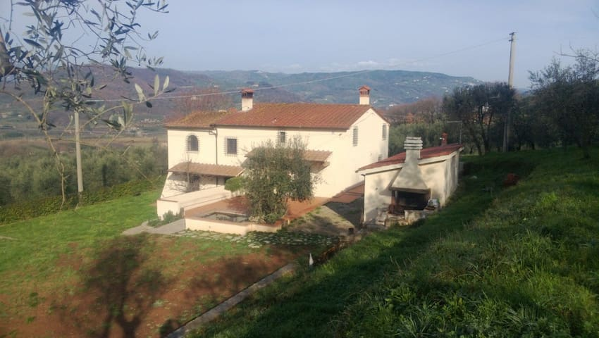 Tuscany beautiful view near Terme - Monsummano Terme - Villa