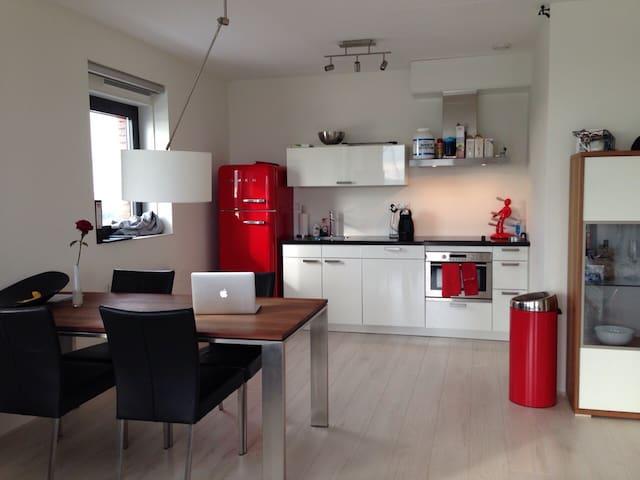 Comfy & spacious appartment in Utrecht - Utrecht - Appartement