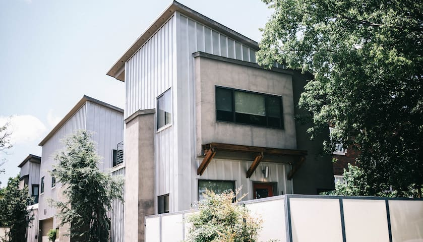 Modern loft - Cherry Street - Tulsa - Huis