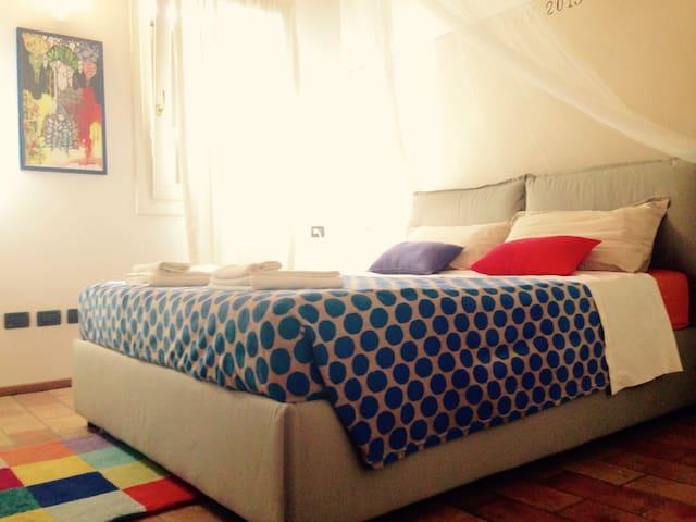 HouseofTravelers/Double RoomFAENZA - Faenza  - Maison